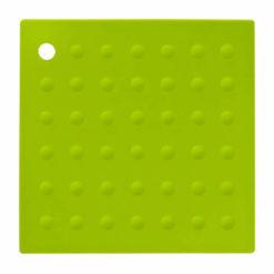 Praktikus szilikon alátét, zöld