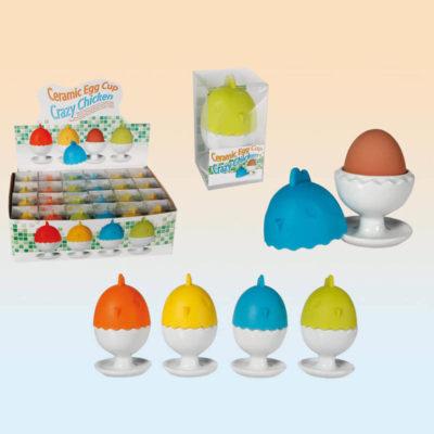 Kerámia tojástartó