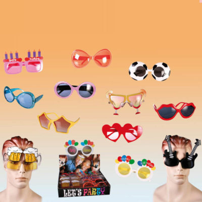 Party szemüveg