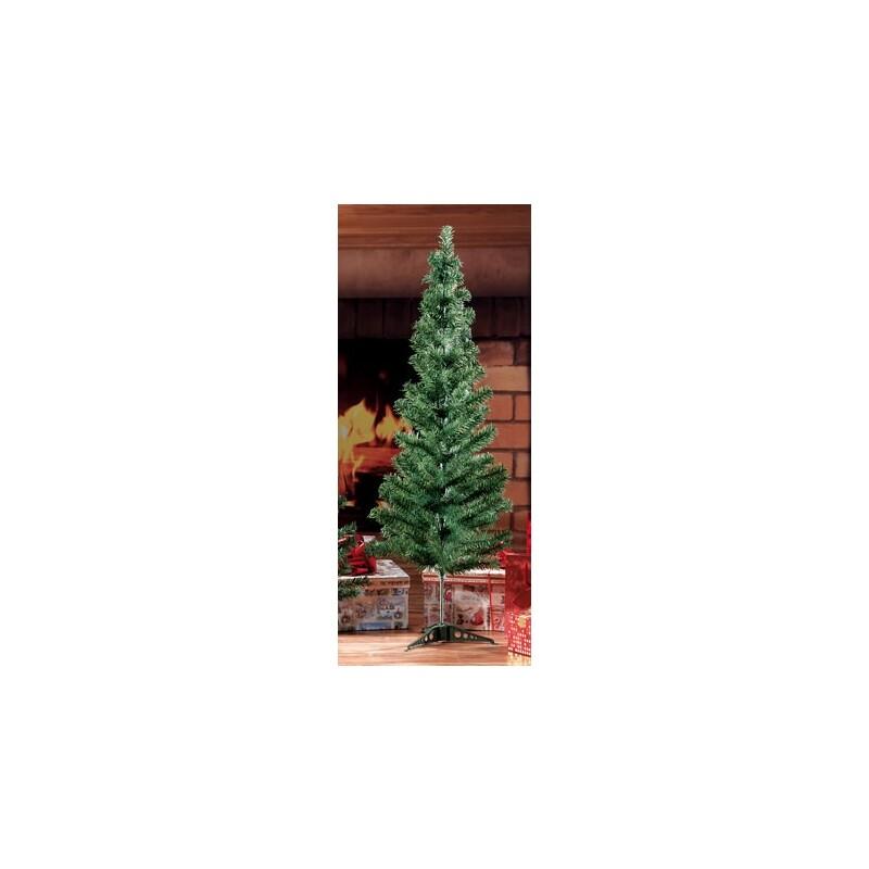 Élethű műanyag karácsonyfa