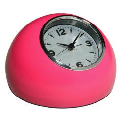 Pink színű, retro hatású óra