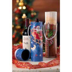 Többféle mintával kapható bortartó doboz