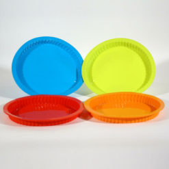 Rendkívül praktikus, 4 vidám színben kapható szilikonforma