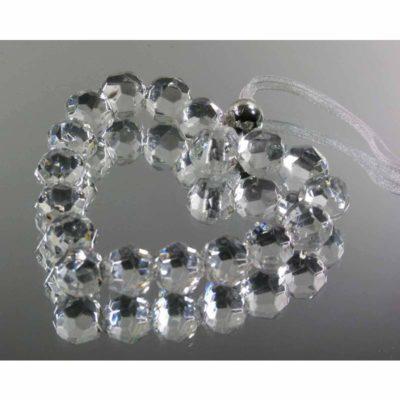 Dekorkristály szív