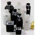 Ünnepi vázák és mécsestartók