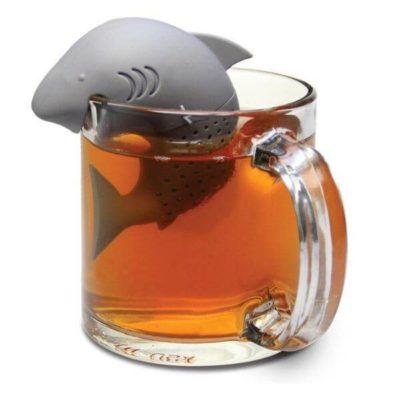 teafilter tartó cápa