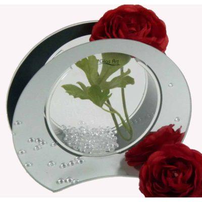 Üveg váza Rondo