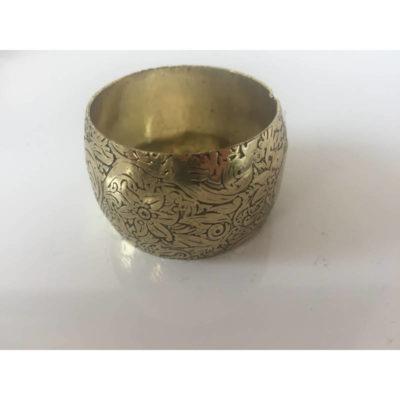 szalvétagyűrű arany