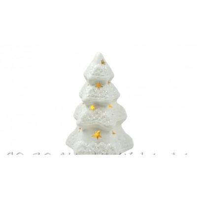 Fenyőfa Led világítással 10cm