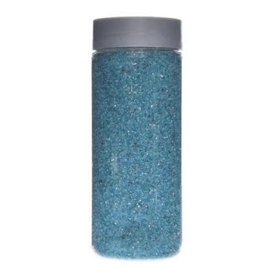 Dekor homok csillámos türkíz