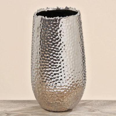 Váza Lajos króm 31cm