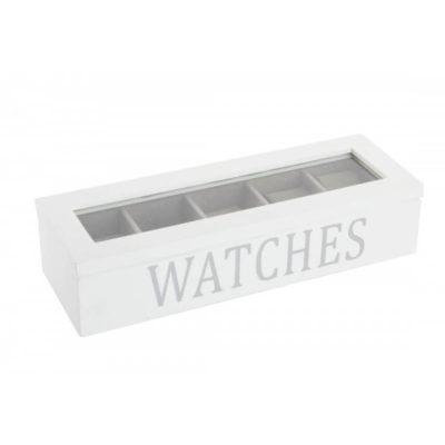 Óratartó watches 5 részes fehér