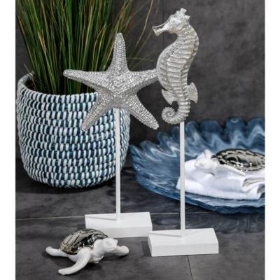 Csikóhal dekoráció