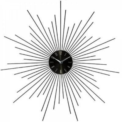 Falióra Nap 50 cm fekete