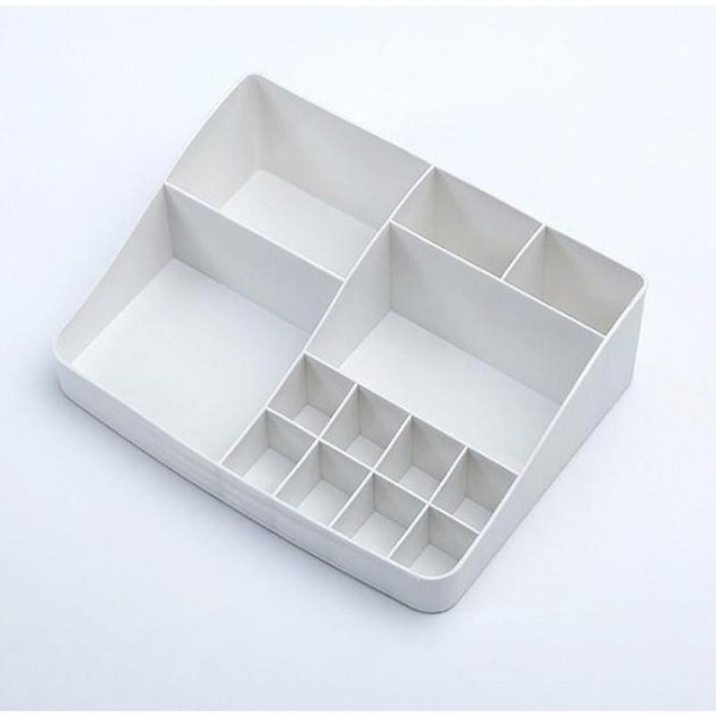f56b4f08e37c Kozmetikai tároló doboz - fehér - Home & Design Lakberendezés és Ajándék