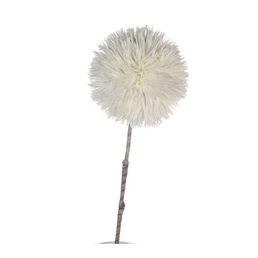 """Fehér szürke pitypang habvirág """"Pitopia"""" 77cm"""
