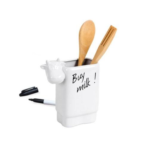 Boci formájú konyhai eszköz tartó