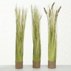 Óriási 85cm-es fű formájú dekor növény 3 féle mintával